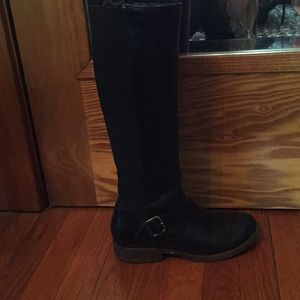 Kenneth Cole riding boots